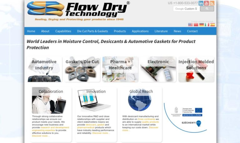 Flow Dry Technology