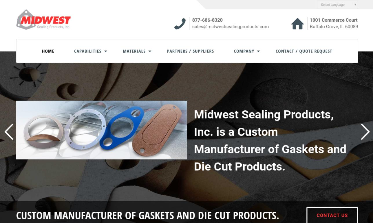 Midwest Sealing Products, Inc.
