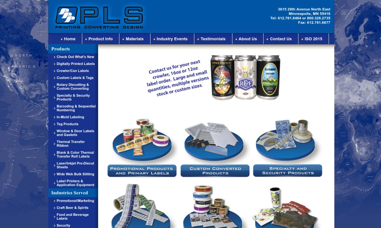 Process Label Systems, Inc