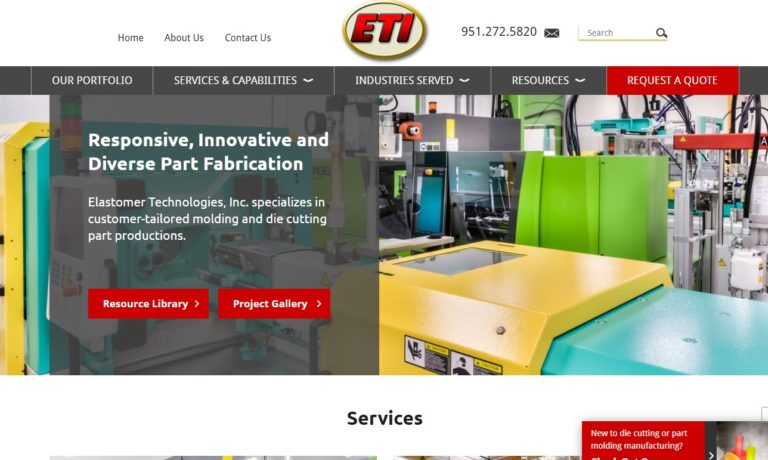 Elastomer Technologies, Inc.